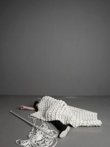 tricot géant