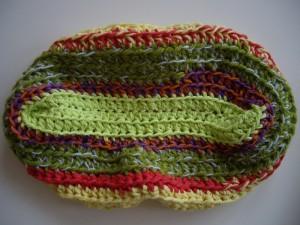 selle au crochet