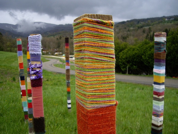 rural knitting