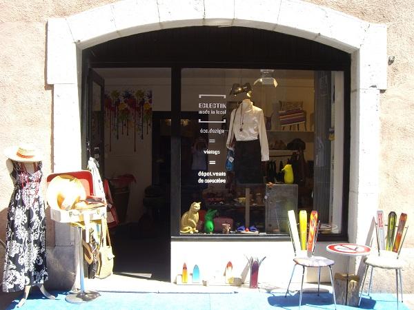 boutique eclectik