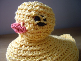 canard mylaine crochet