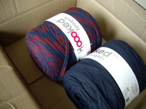 Tissu rock my laine - Comment terminer un tricotin ...