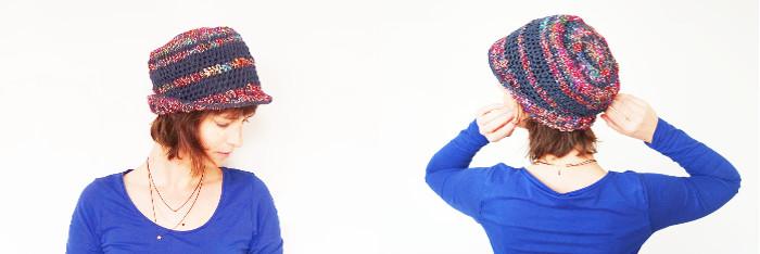 chapeau printemps