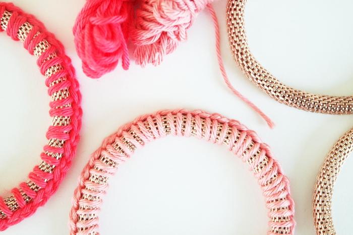 bracelets printemps