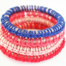 Bracelets customisés