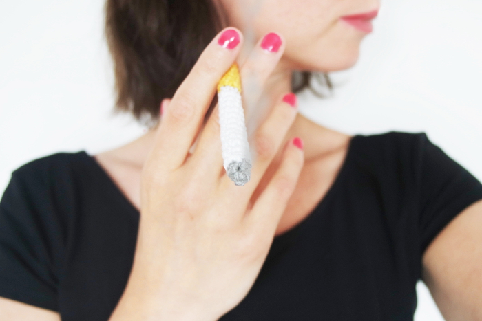 cigarette crochet