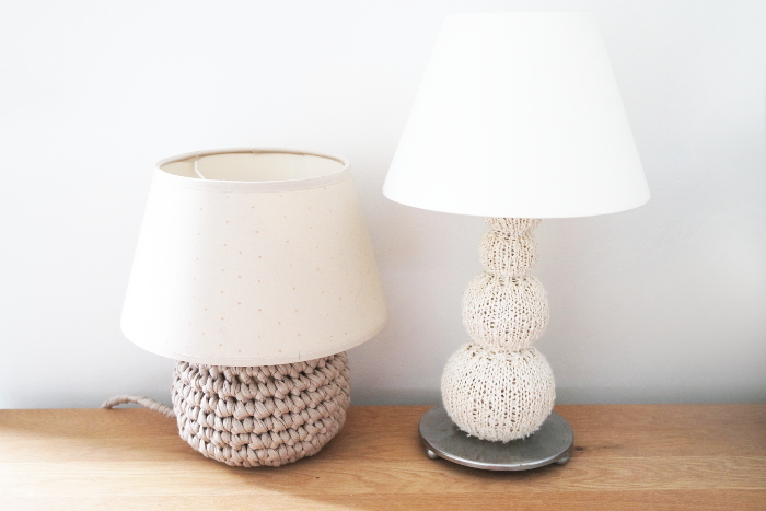 lampes boules