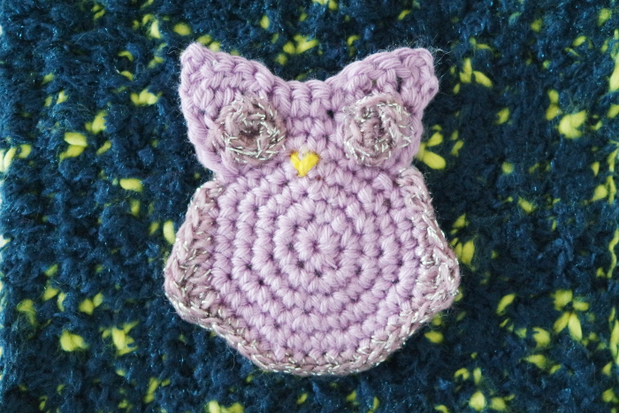 livre crochet chouette