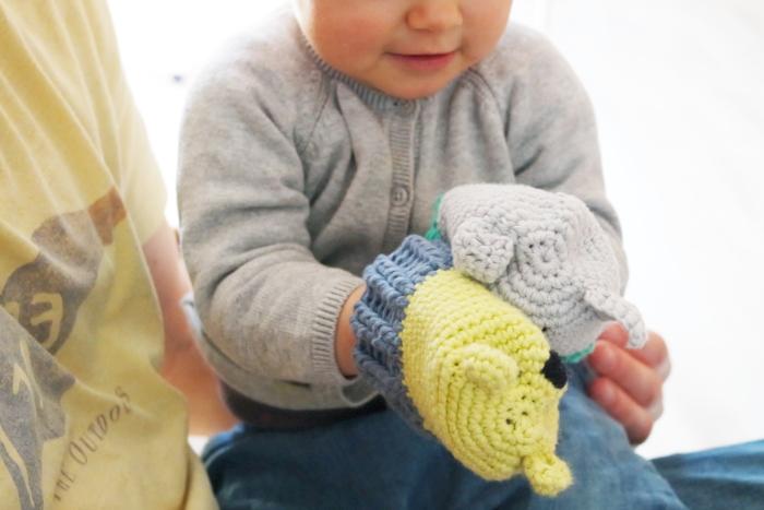marionnettes crochet