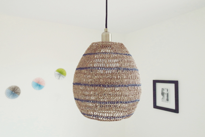 Suspension au crochet