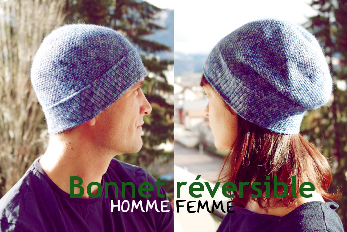 bonnet reversible